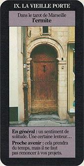 IX La vieille porte