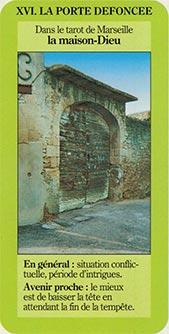 XVI La porte défoncée