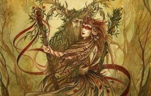 wiccan et chaman